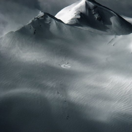 Landscape snowfield Android SmartPhone Wallpaper