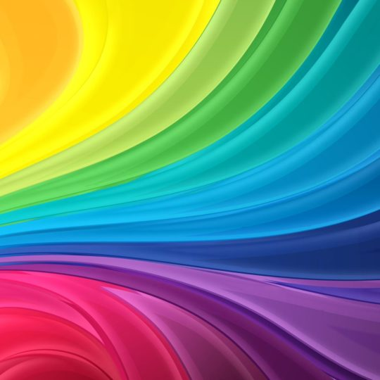 Rainbow pattern Android SmartPhone Wallpaper