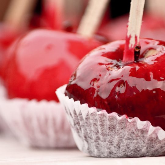 Food apple Ame red Android SmartPhone Wallpaper
