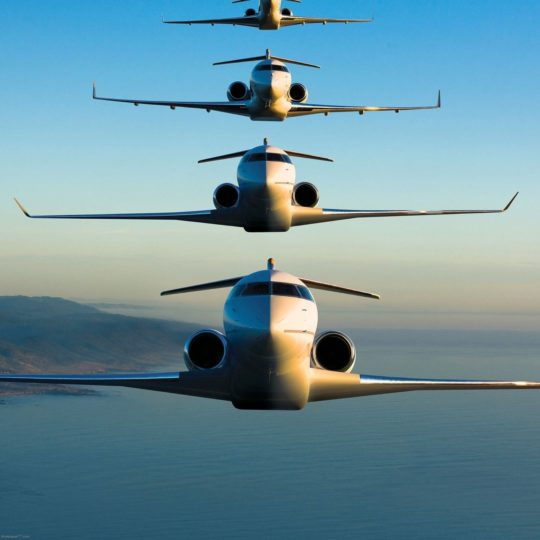 Vehicle airplane Android SmartPhone Wallpaper