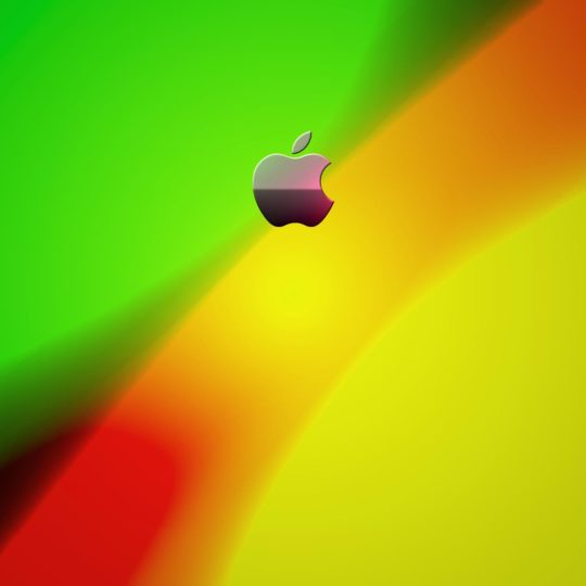 Apple Green Yellow Android SmartPhone Wallpaper