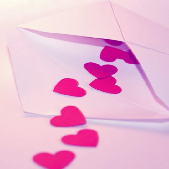For women Heart Letter Android SmartPhone Wallpaper