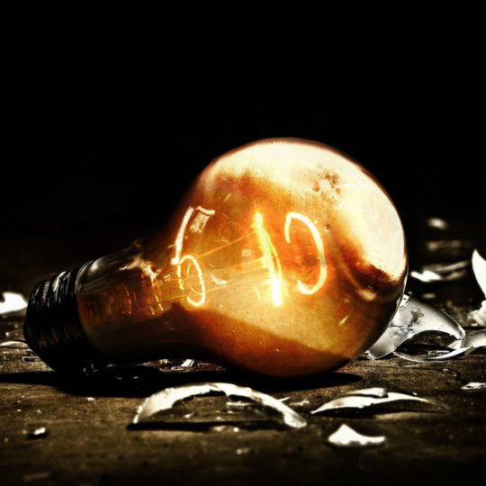 Cool light bulb Android SmartPhone Wallpaper