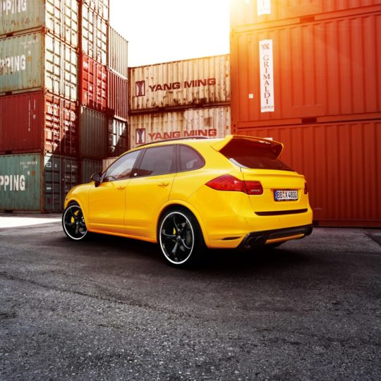 Vehicle vehicles yellow Android SmartPhone Wallpaper