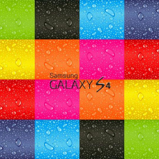 Galaxy logo Android SmartPhone Wallpaper