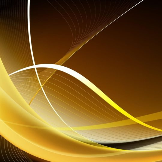 Cool yellow pattern Android SmartPhone Wallpaper
