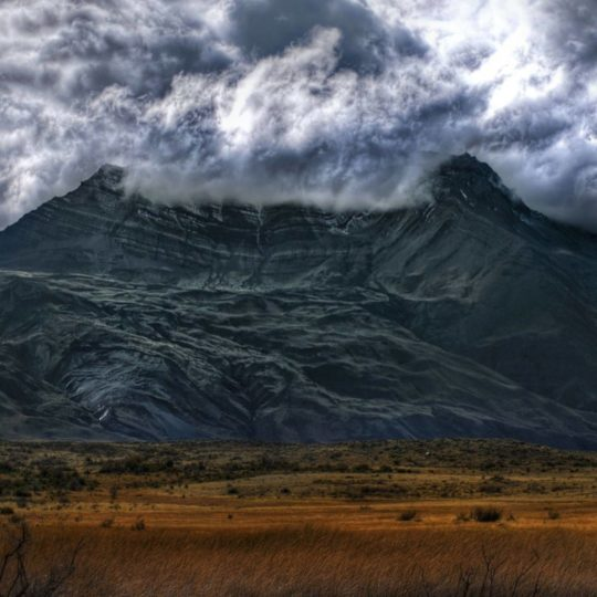 Rocky mountain landscape Android SmartPhone Wallpaper