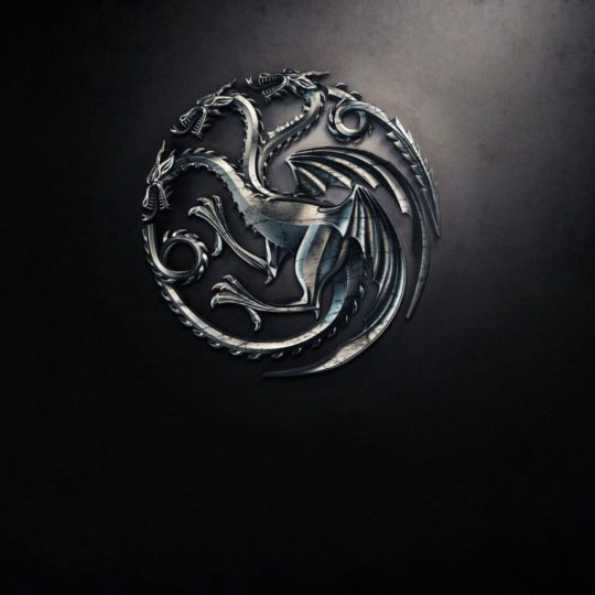 Cool Dragon logo Android SmartPhone Wallpaper