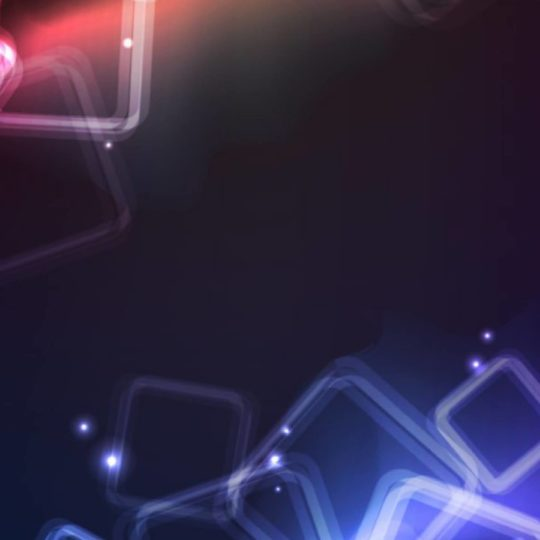 Cool pattern red blue Android SmartPhone Wallpaper