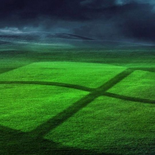 Landscape logo Windows Android SmartPhone Wallpaper