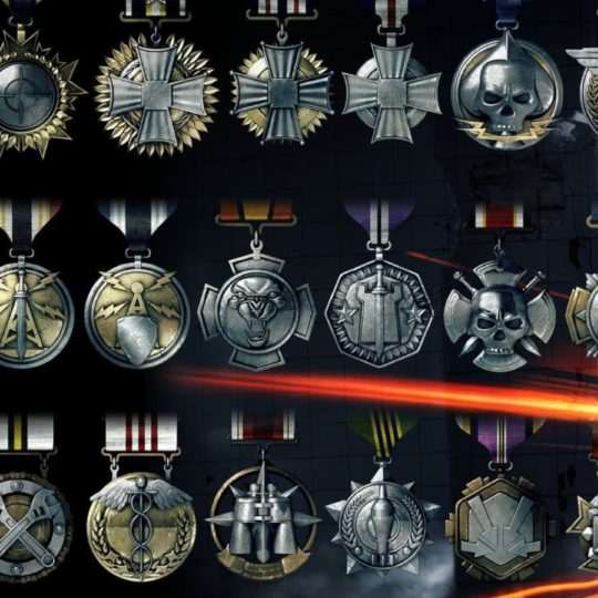 Cool Medal Android SmartPhone Wallpaper