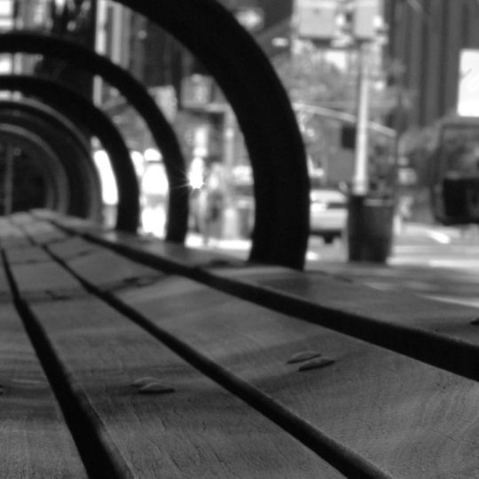 Landscape bench Android SmartPhone Wallpaper