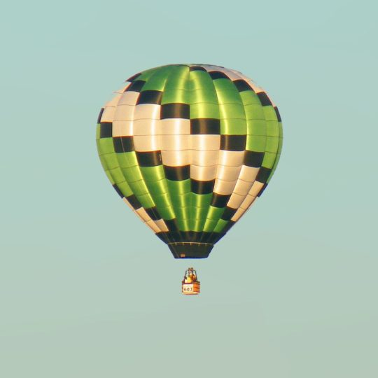 Landscape balloon Android SmartPhone Wallpaper
