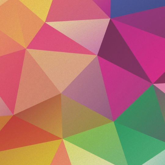 Pattern yellow red purple green Android SmartPhone Wallpaper