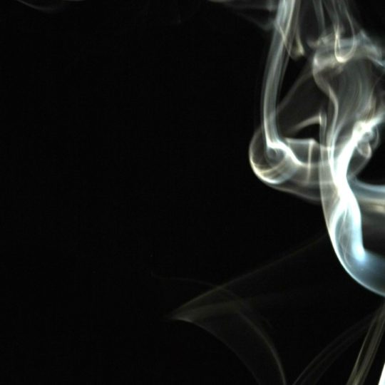 Smoke black landscape Android SmartPhone Wallpaper