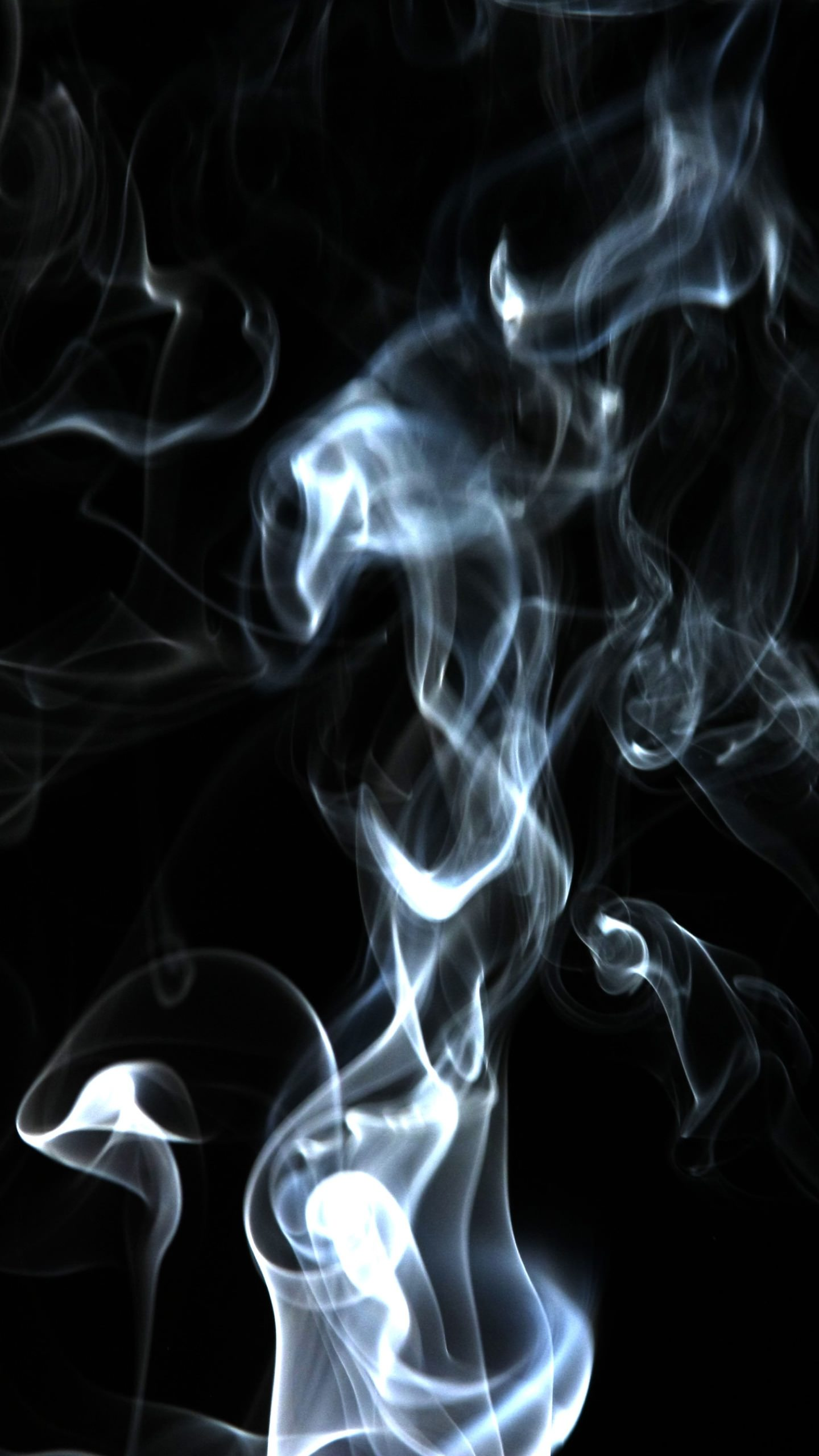 smoke black landscape wallpapersc smartphone