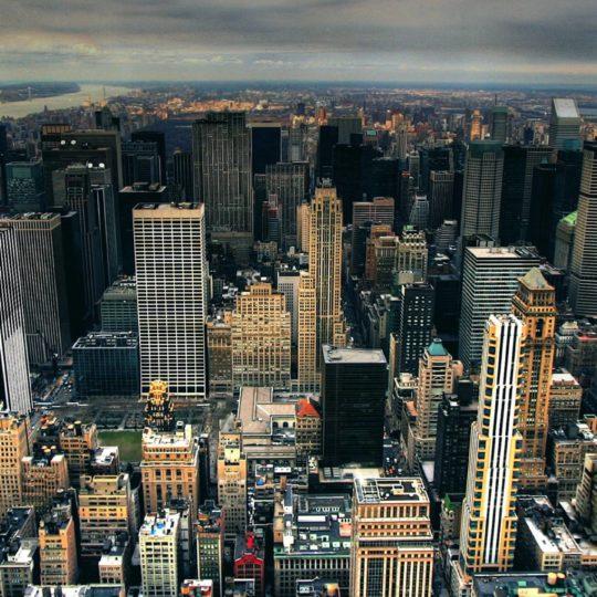 Landscape cityscape building Android SmartPhone Wallpaper