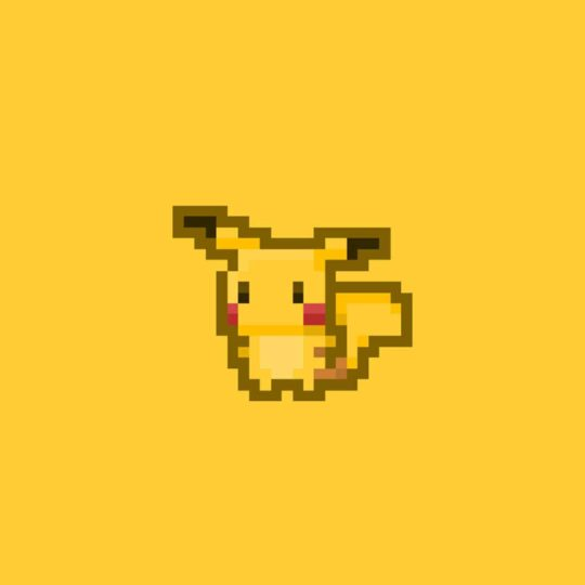 Pikachu game yellow Android SmartPhone Wallpaper