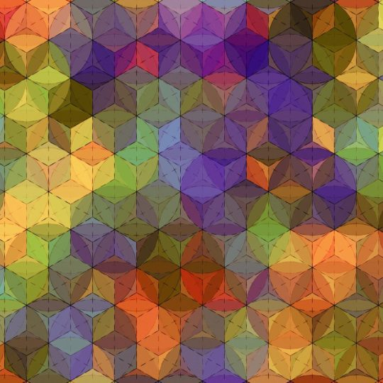 Colorful illustrations texture Android SmartPhone Wallpaper