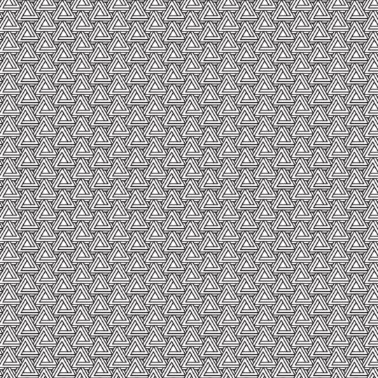 Pattern triangle black-and-white Android SmartPhone Wallpaper