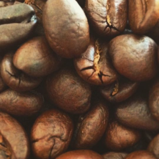 Food coffee bean brown Android SmartPhone Wallpaper