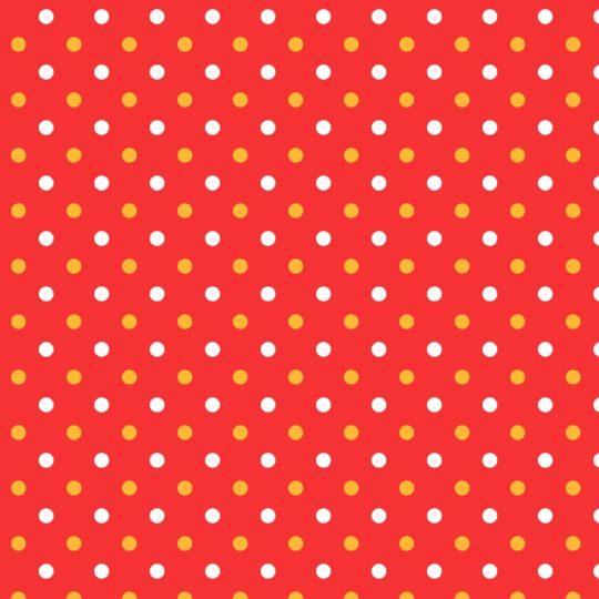 Pattern polka dot red women-friendly Android SmartPhone Wallpaper