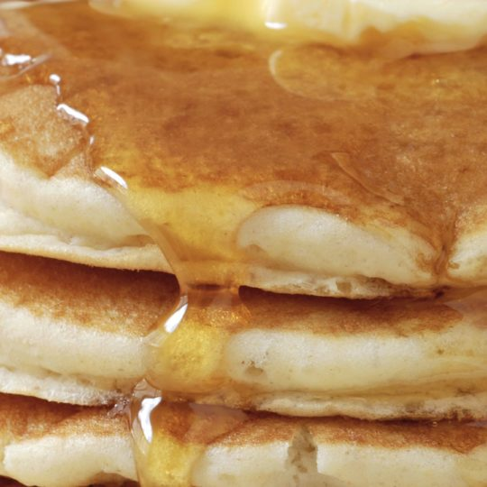 Pancake women for food Android SmartPhone Wallpaper