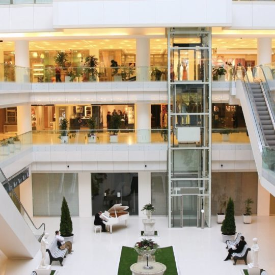 Shopping mall Android SmartPhone Wallpaper