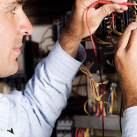 Wiring work people Android SmartPhone Wallpaper
