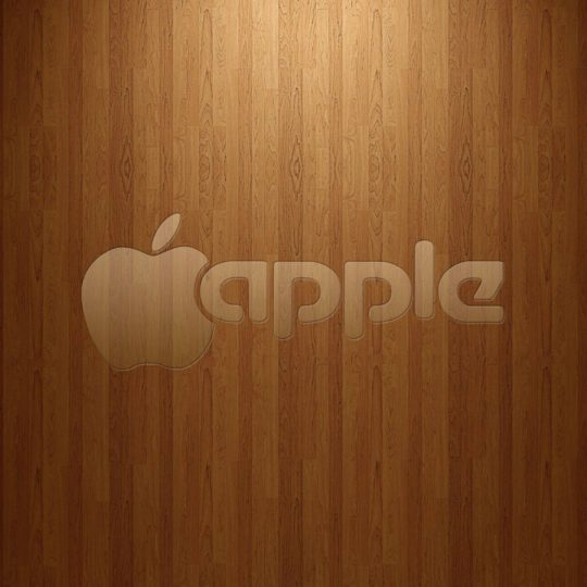 Apple wood Android SmartPhone Wallpaper