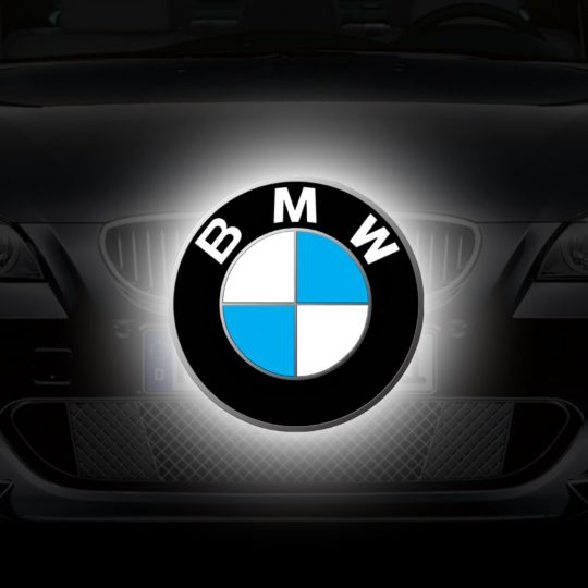BMW logo Android SmartPhone Wallpaper