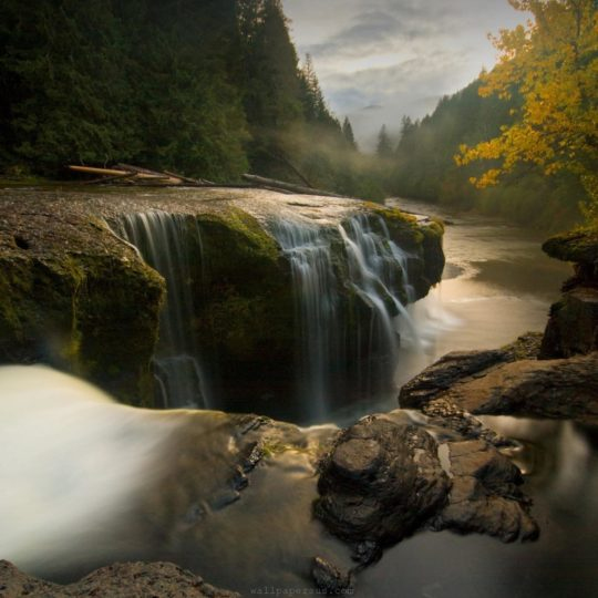 Landscape river Android SmartPhone Wallpaper