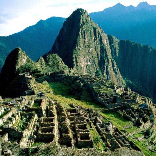Landscape Machu Picchu Android SmartPhone Wallpaper