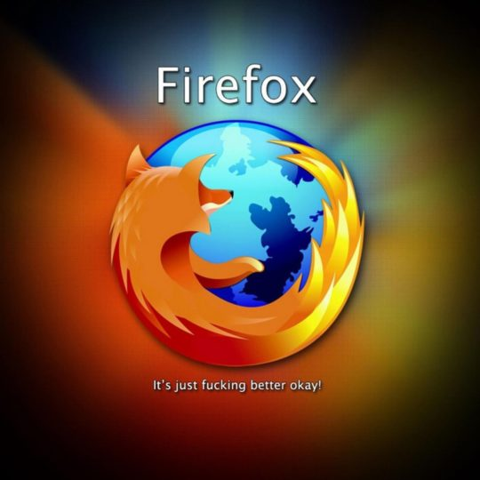 Firefox logo Android SmartPhone Wallpaper