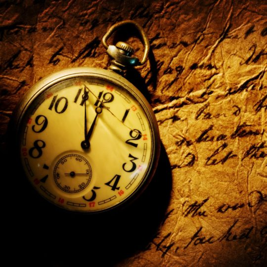 Cool Pocket Watch Android SmartPhone Wallpaper