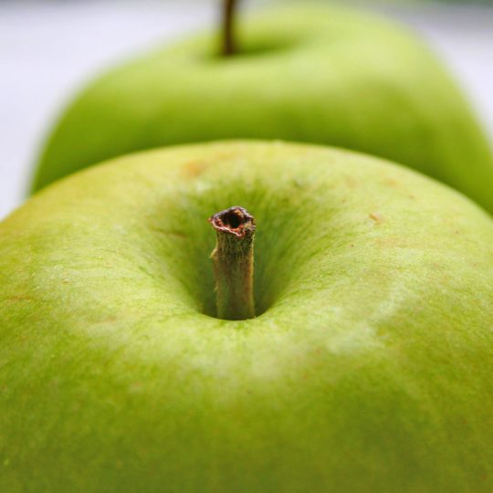 Food apple green Android SmartPhone Wallpaper