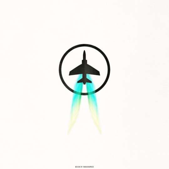 Logo airplane Android SmartPhone Wallpaper