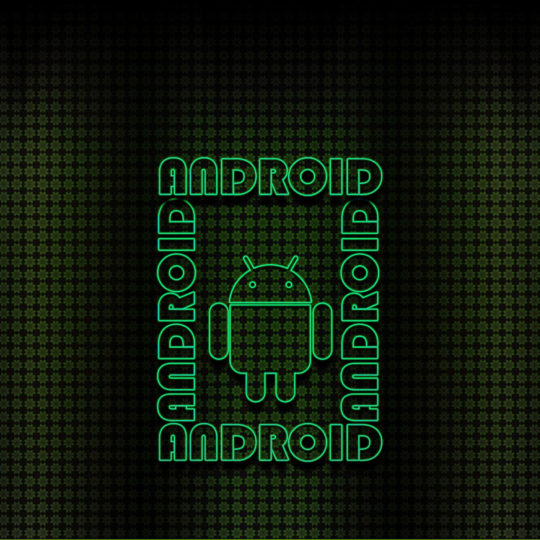 Android logo green Android SmartPhone Wallpaper