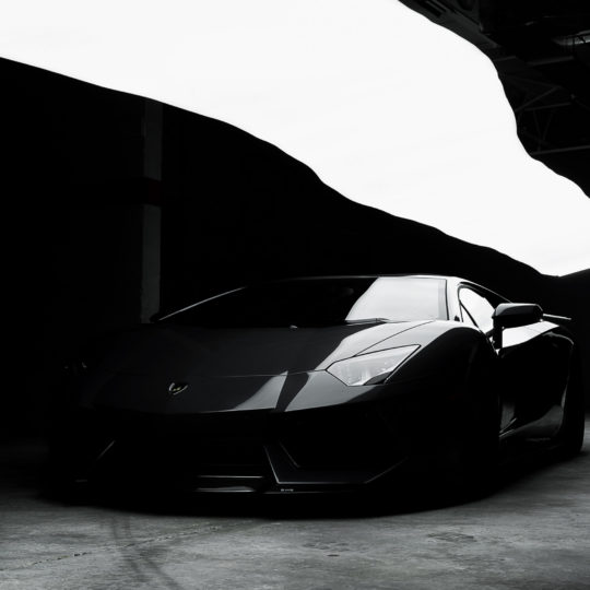 Vehicle car black Android SmartPhone Wallpaper