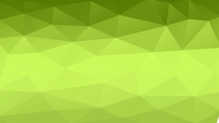 Pattern polygon green Desktop PC / Mac Wallpaper