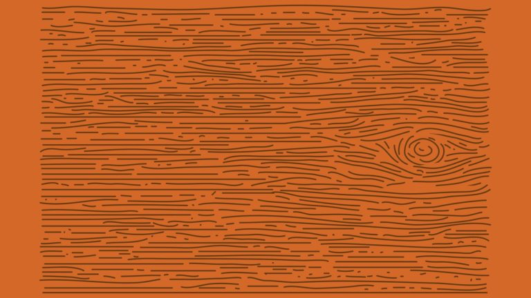 Illustration brown wood grain Desktop PC / Mac Wallpaper