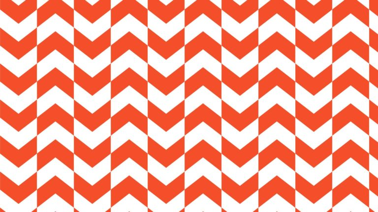 Pattern red and white arrow Desktop PC / Mac Wallpaper