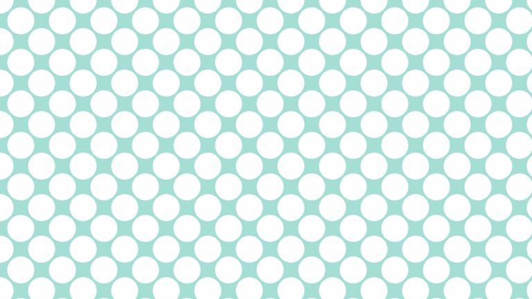 Pattern polka dot Desktop PC / Mac Wallpaper