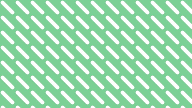 Pattern green white Desktop PC / Mac Wallpaper