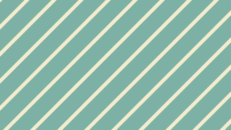 Pattern diagonal stripe green Desktop PC / Mac Wallpaper