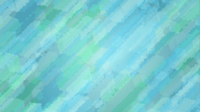 Pattern illustration blue-green Desktop PC / Mac Wallpaper