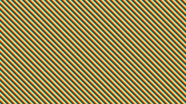 Diagonal stripe colorful Desktop PC / Mac Wallpaper