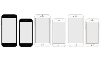Apple iPhone 6 iPhone 6 Plus white