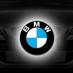 BMW logo iPad / Air / mini / Pro Wallpaper