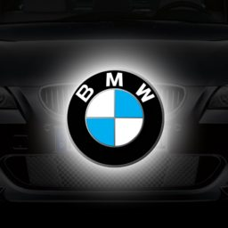 BMW logo iPad / Air / mini / Pro Wallpaper